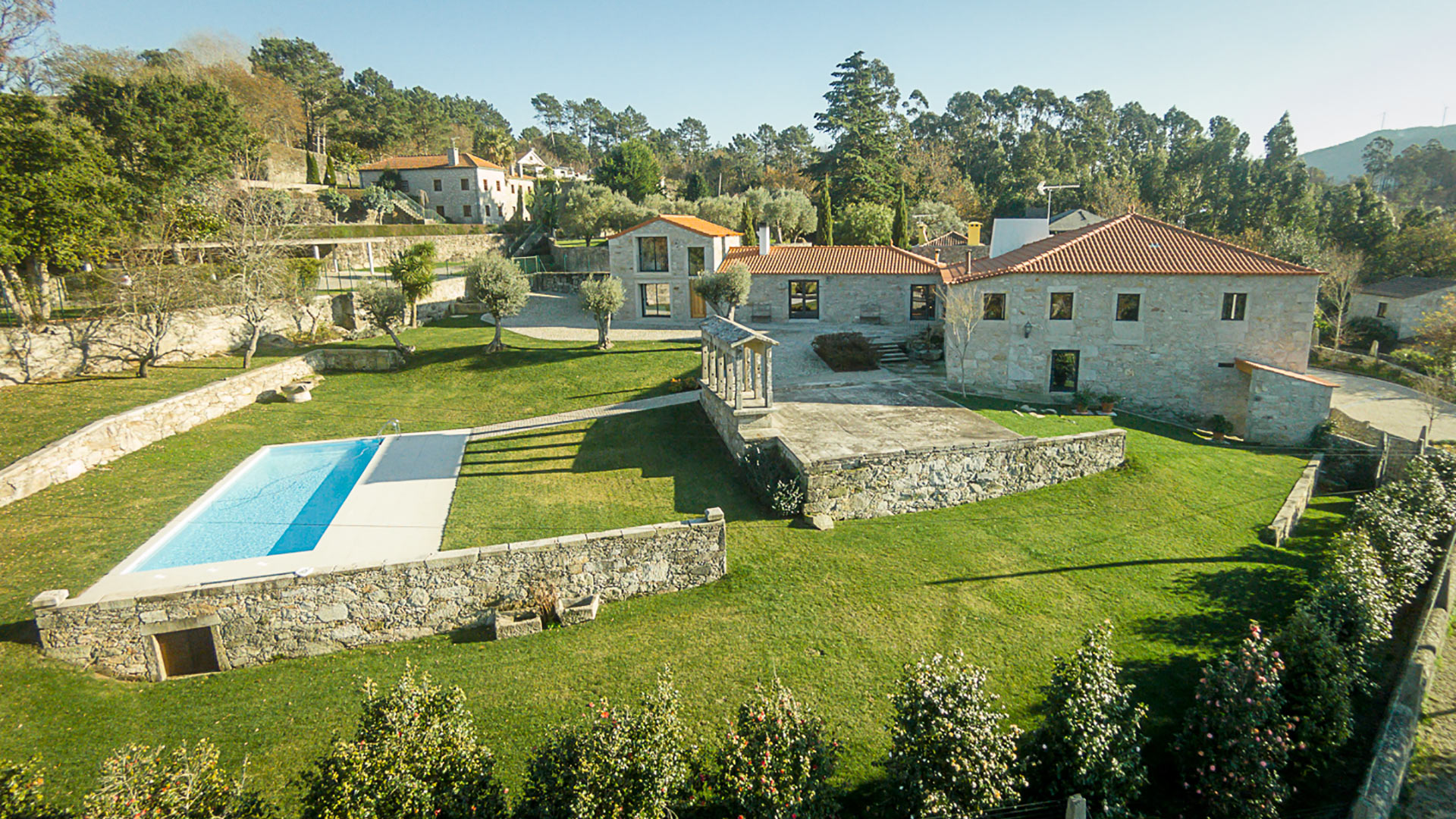 Villa Villa Alesia, Rental in Porto and North