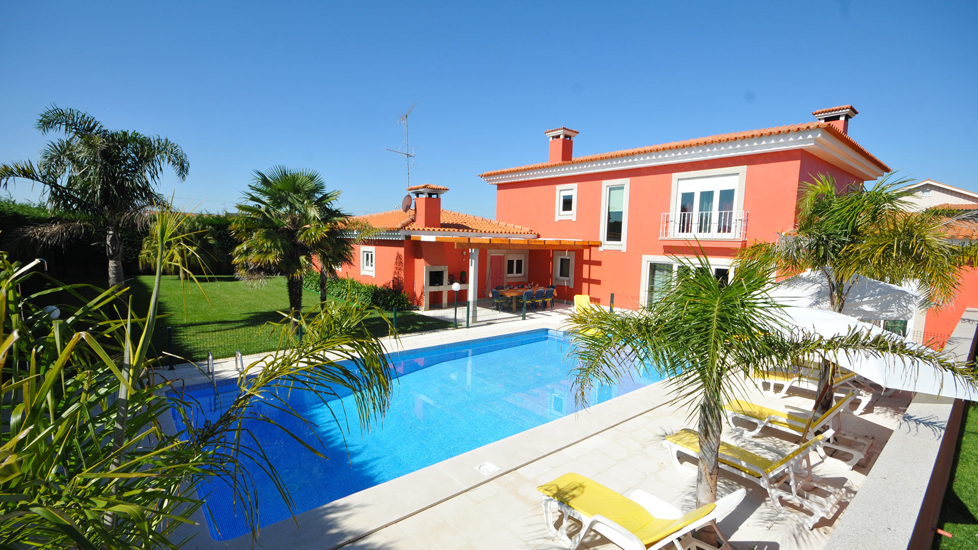 Villa Villa Esperanza, Rental In Porto And North