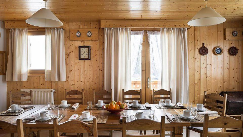 Villa Chalet Fenoya, Rental in Northern Alps