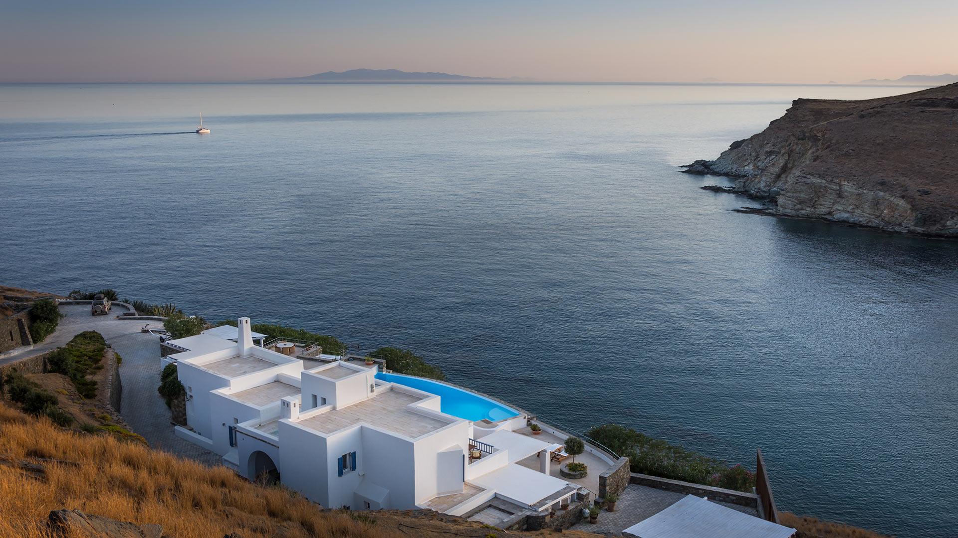 Villa Villa Blurasa, Location à Cyclades - Autres îles