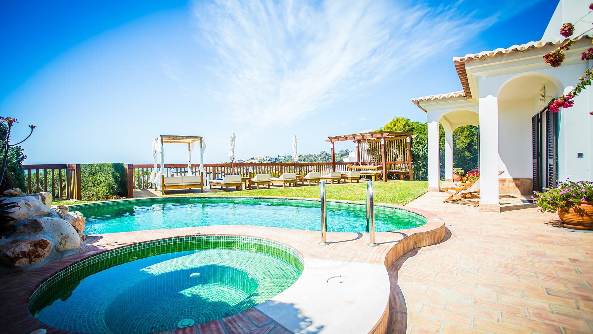 Villa Villa Idillya, Rental in Algarve