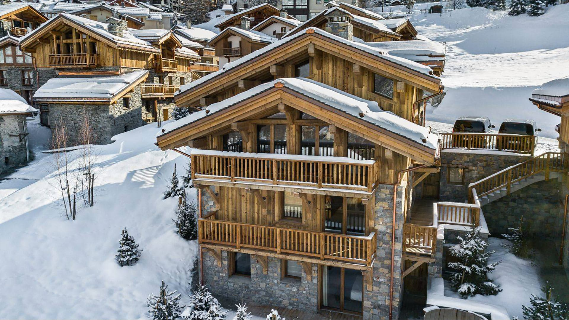 Villa Chalet Pure Diamond, Rental in Northern Alps