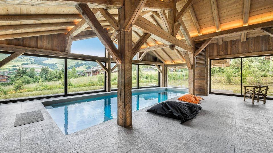 Villa Chalet Imperial, Location à Alpes du Nord