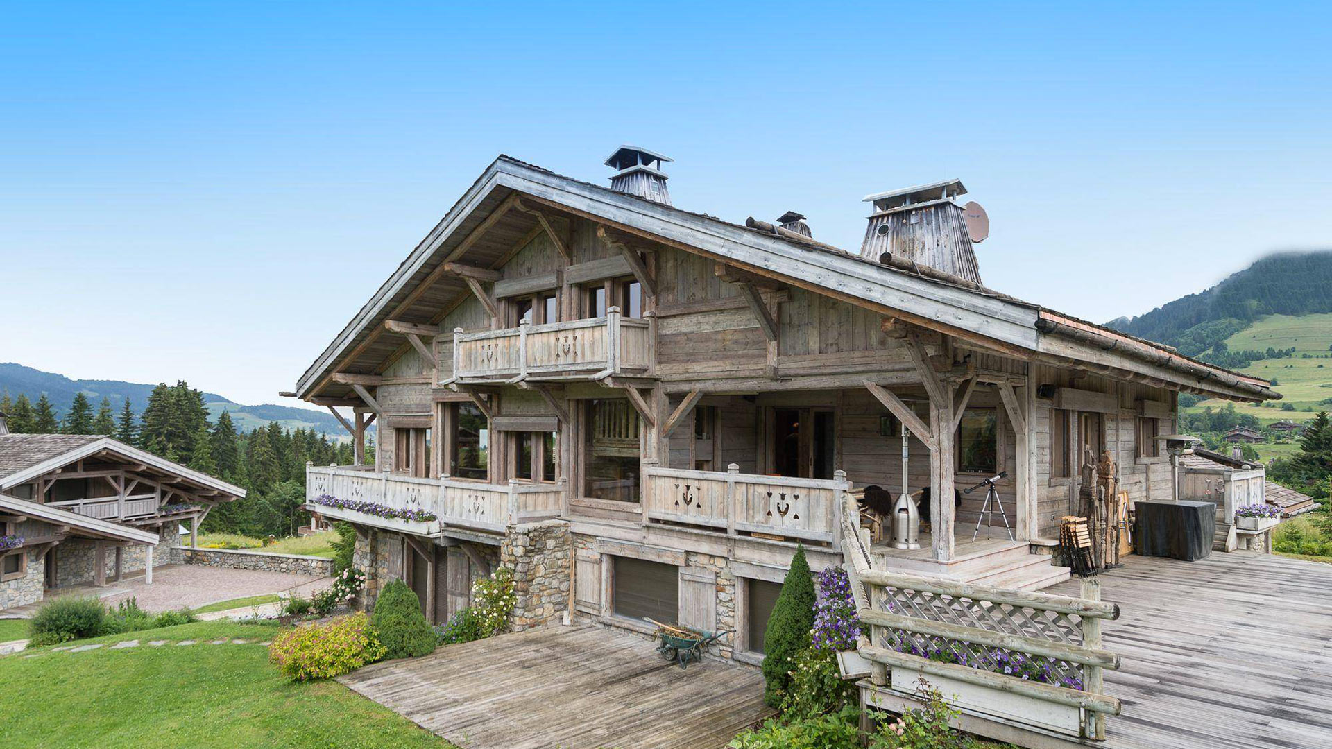 Villa Chalet Imperial, Rental in Northern Alps