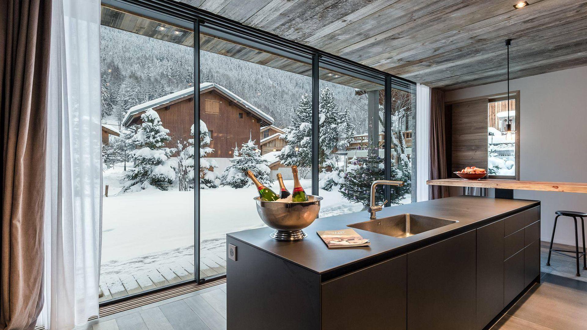 Villa Chalet Blomy, Location à Alpes du Nord