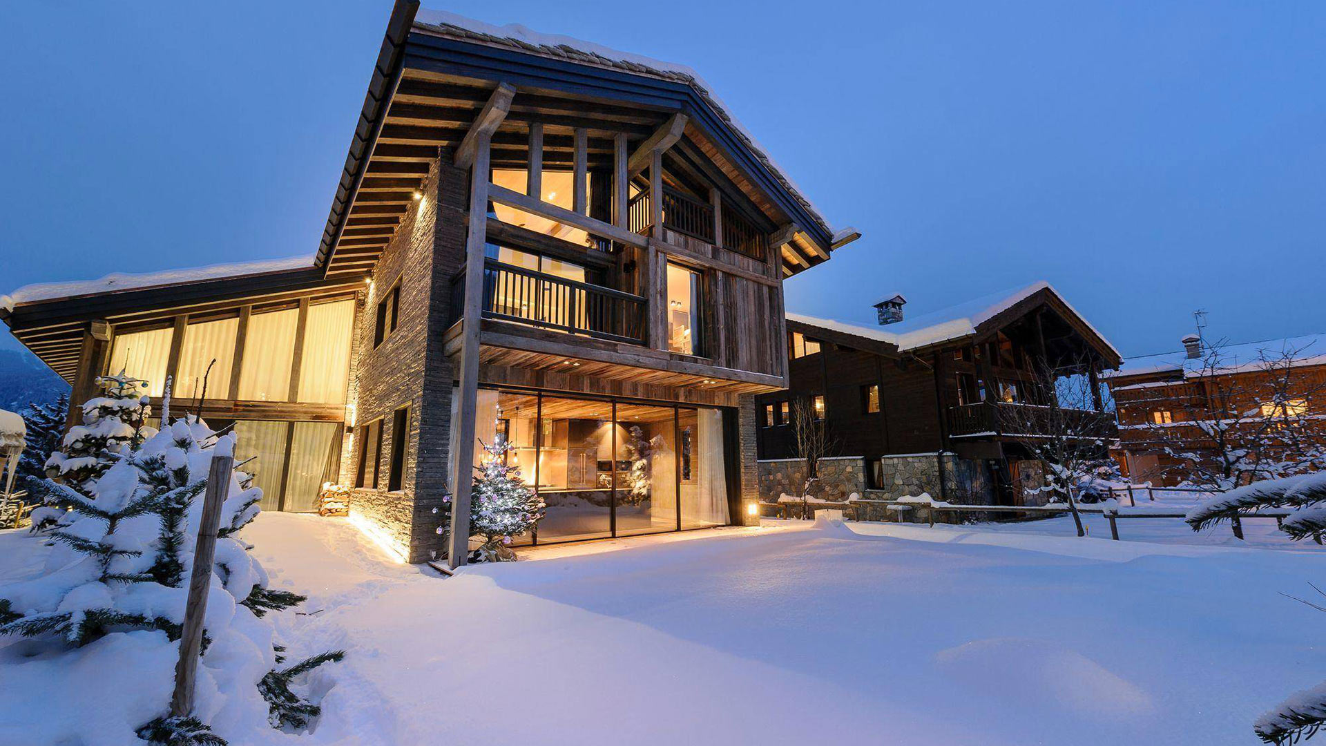 Villa Chalet Blomy, Rental in Northern Alps