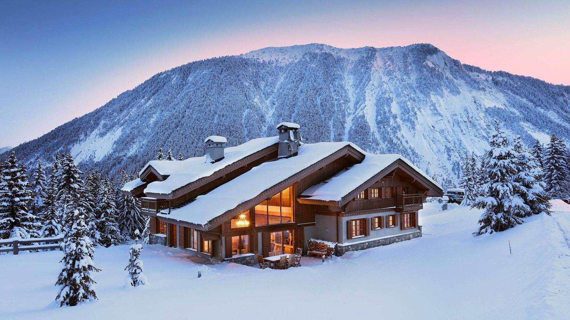 Villa Chalet Beau Sapin, Rental in Northern Alps