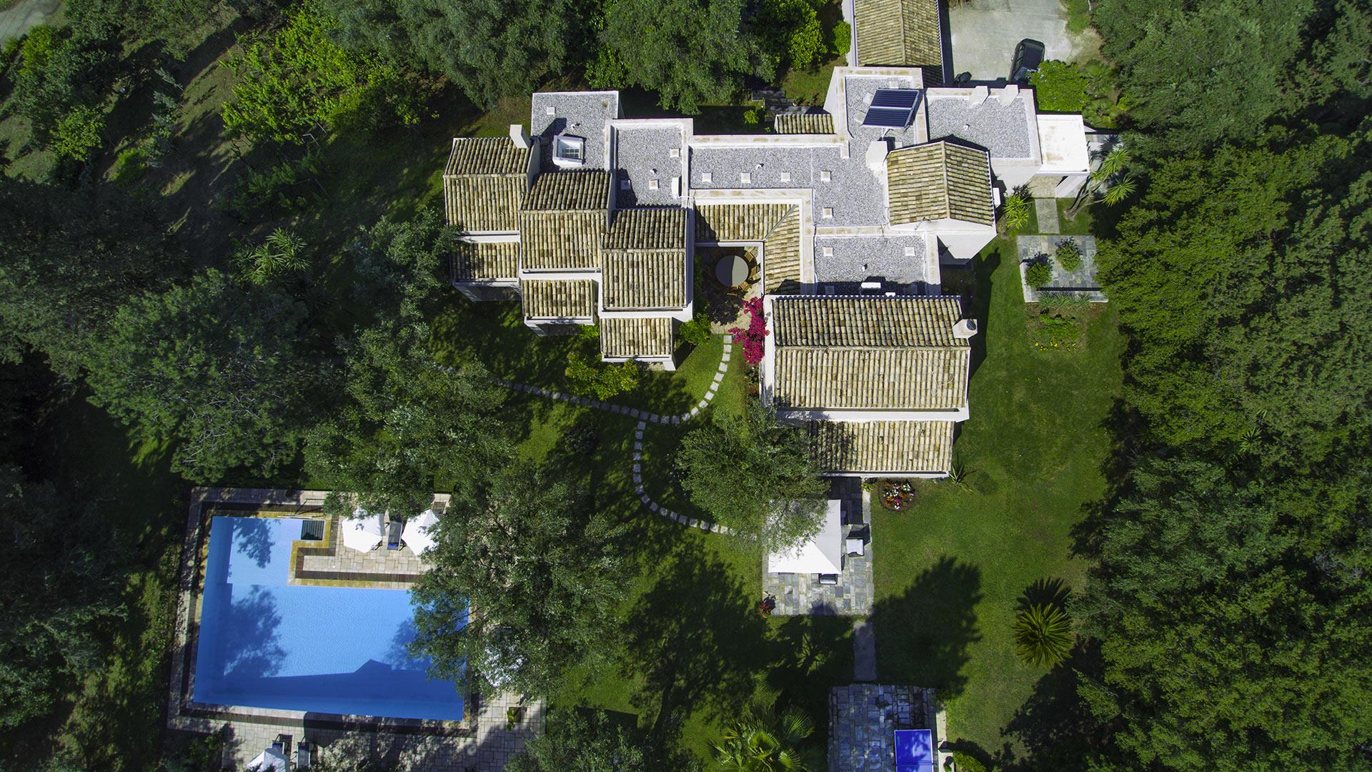 Villa Villa Bluesky, Location à Mer Ionienne