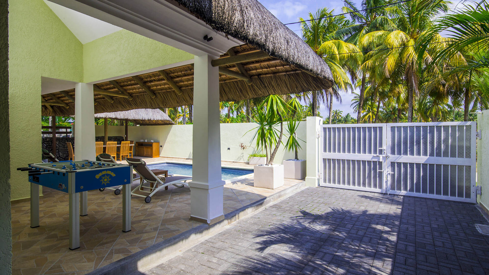 Villa Villa Green Badamier, Rental in Mauritius East