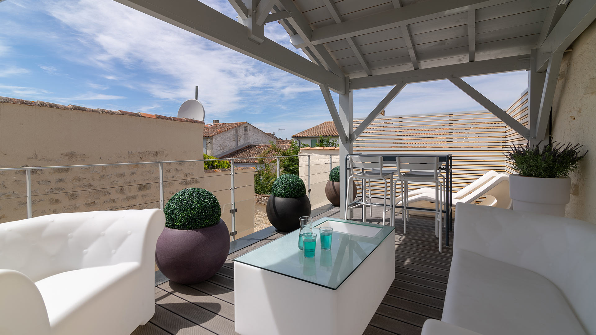 Villa Villa Pope, Rental in Île de Ré