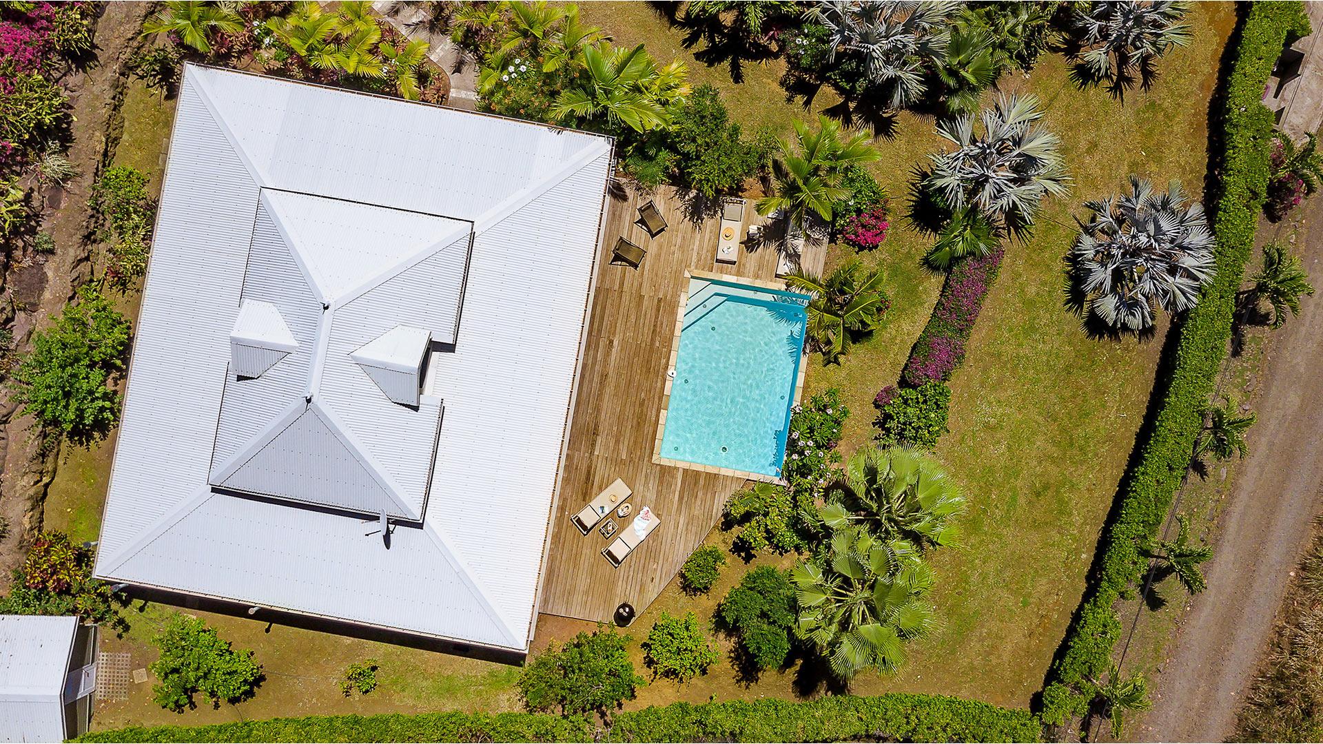 Villa Villa Bizota, Location à Le Vauclin