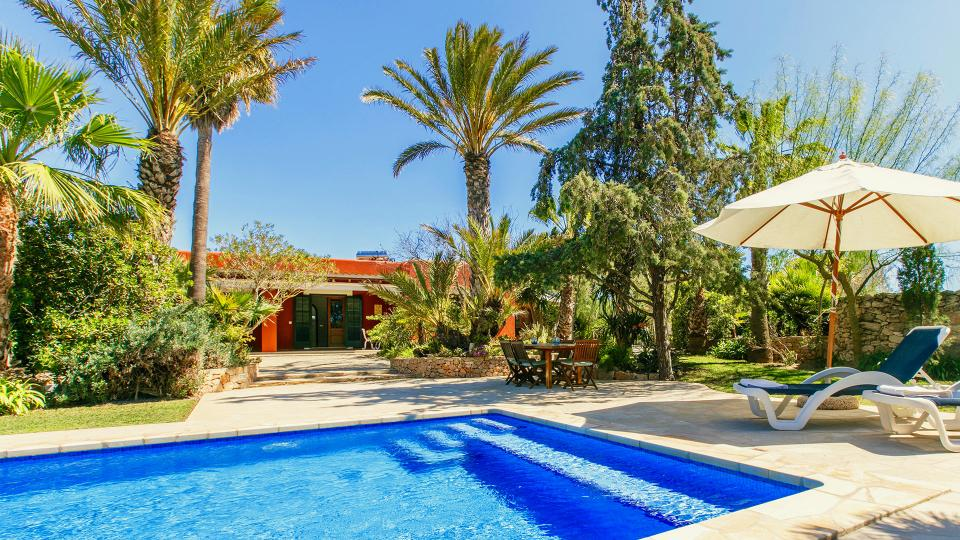 Villa Villa 355, Rental in Ibiza