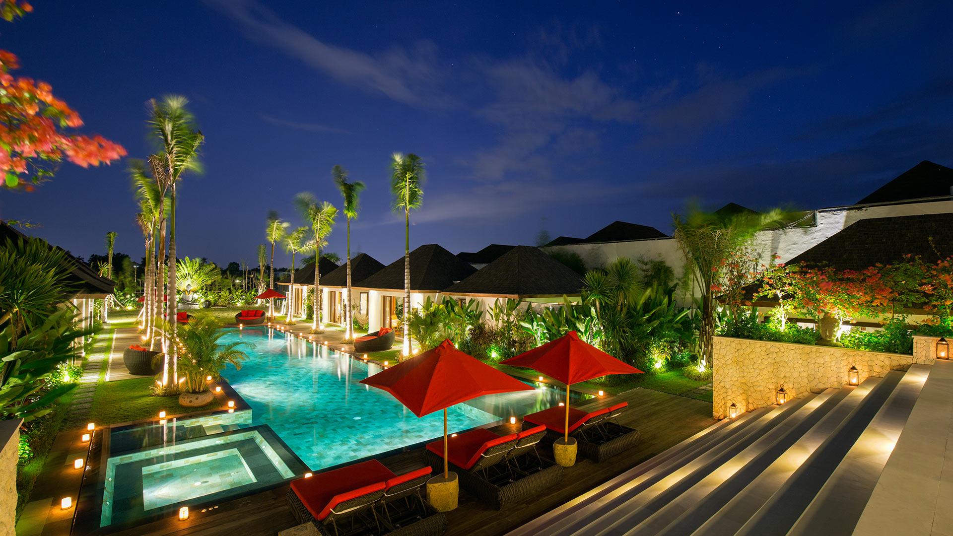 Villa Villa Natalina, Location à Bali