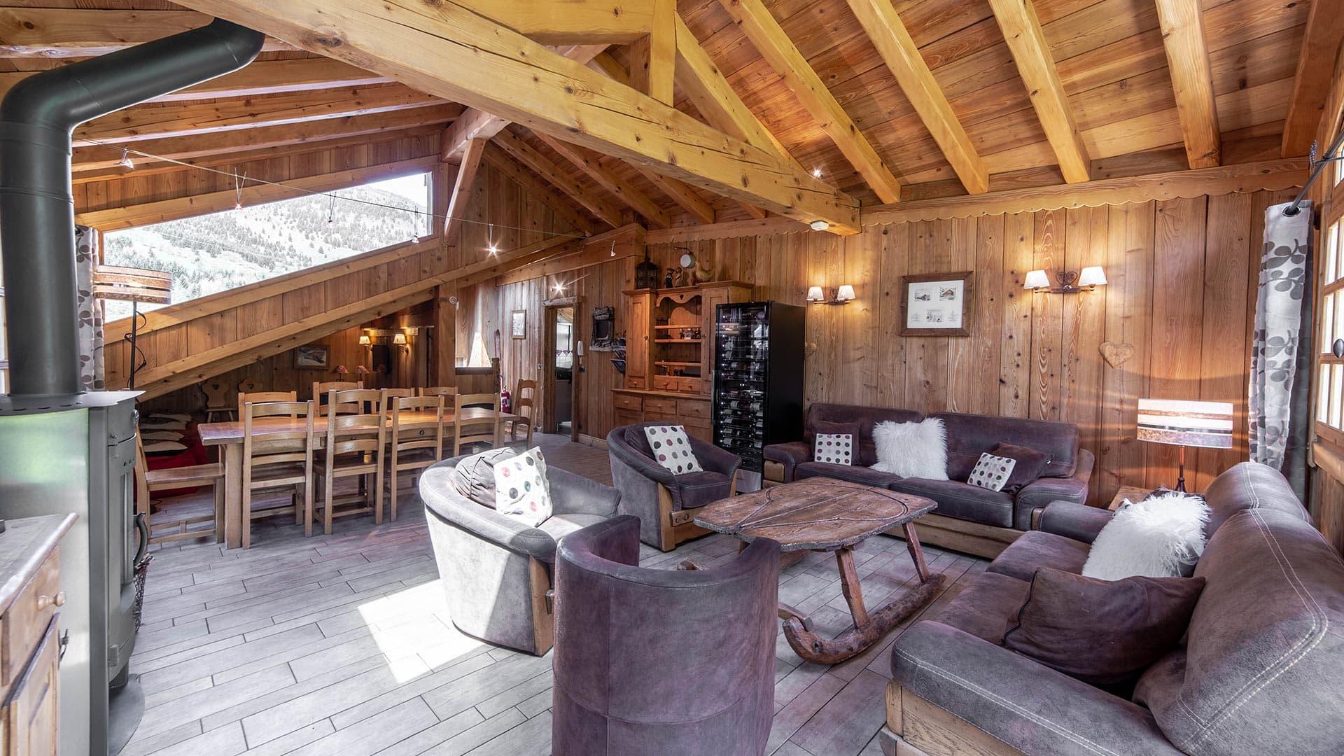 Villa Chalet Amoroso, Rental in Northern Alps