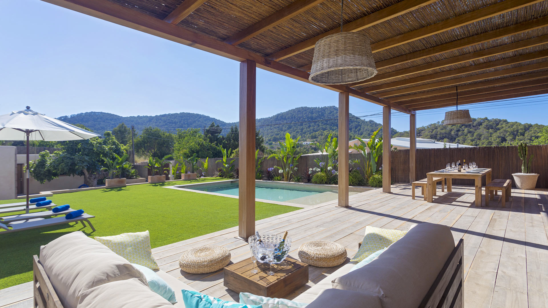 Villa Villa 359, Rental in Ibiza