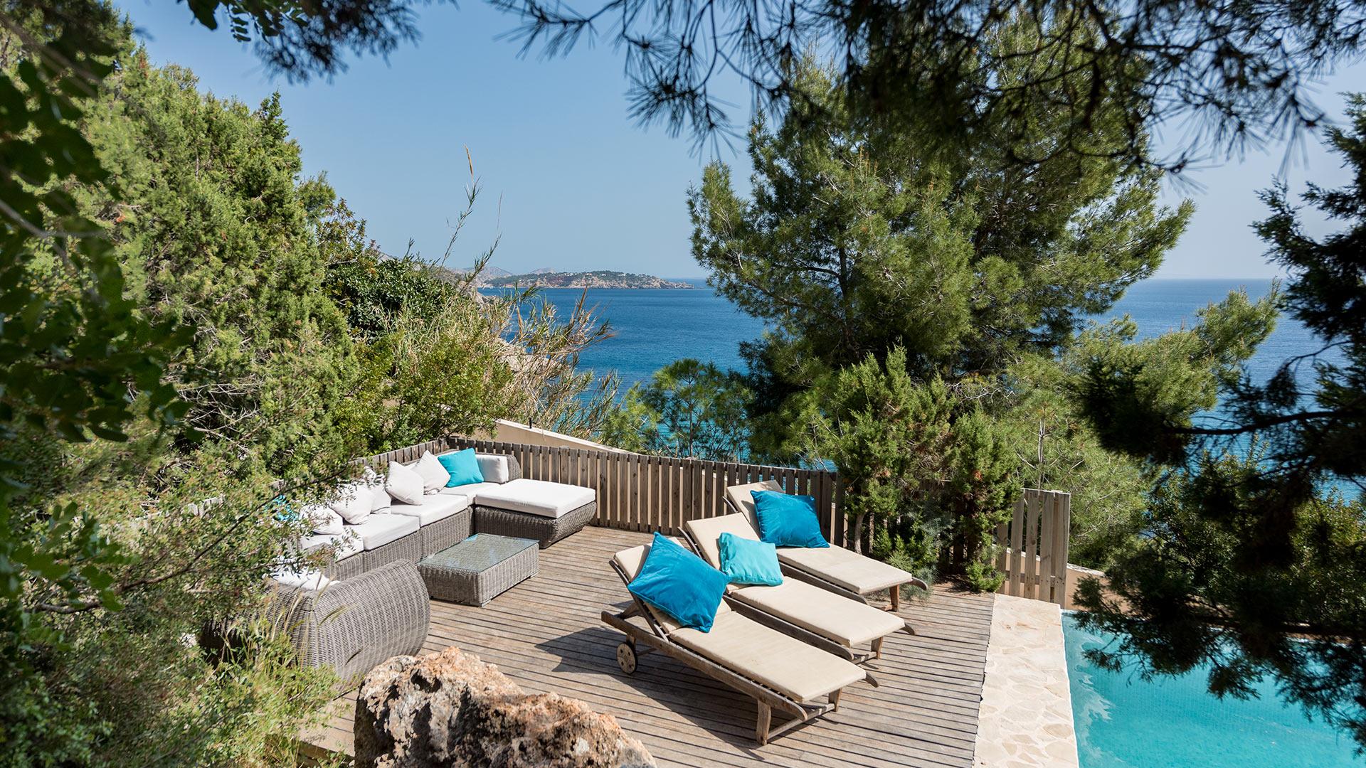 Villa Villa 963, Location à Ibiza