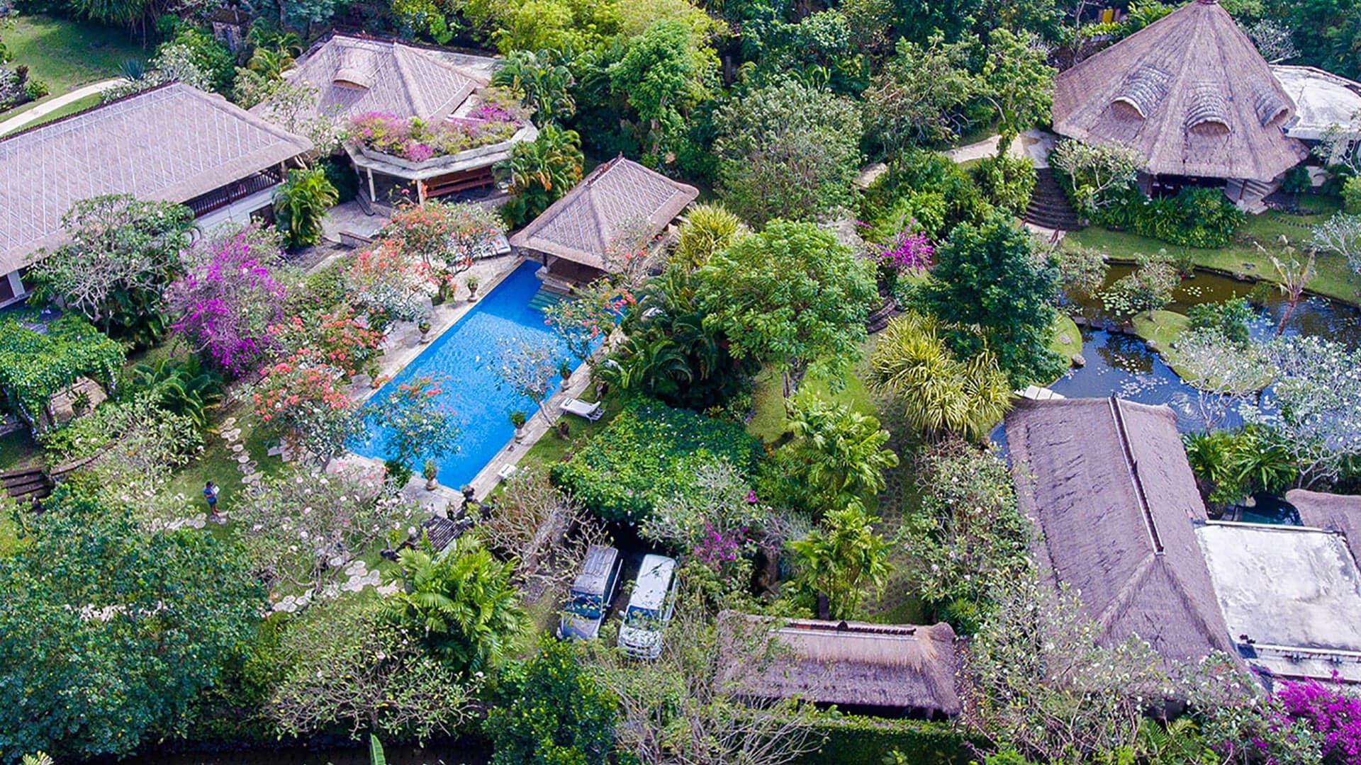Villa Villa Waru, Location à Bali