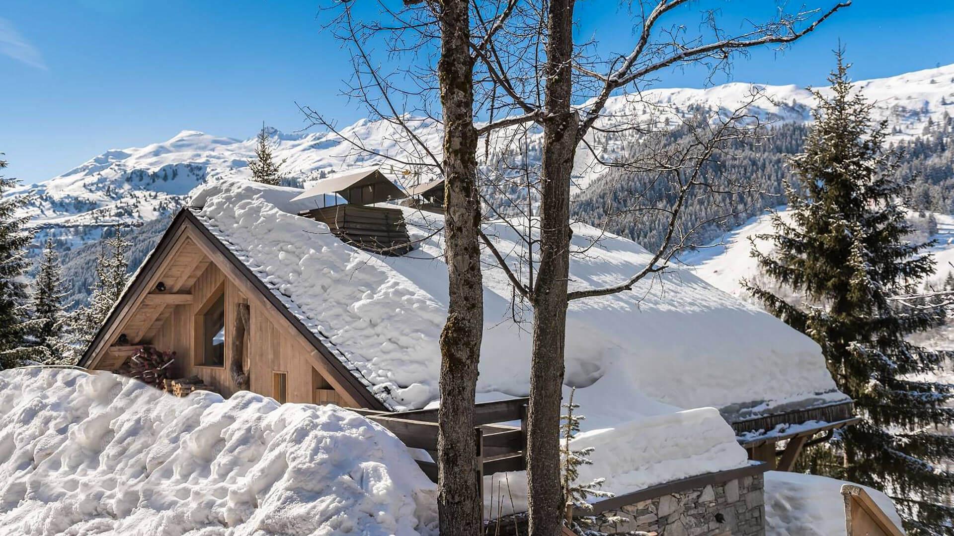 Villa Chalet Opal, Location à Alpes du Nord