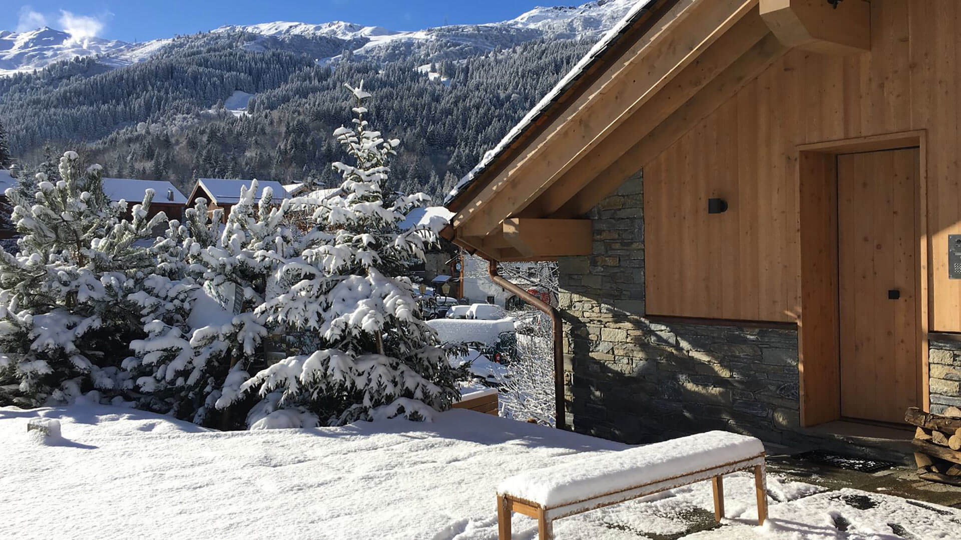 Villa Chalet Carolina, Location à Alpes du Nord