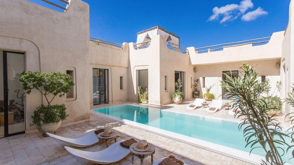 Villa Dar Rocka, Rental in Marrakech