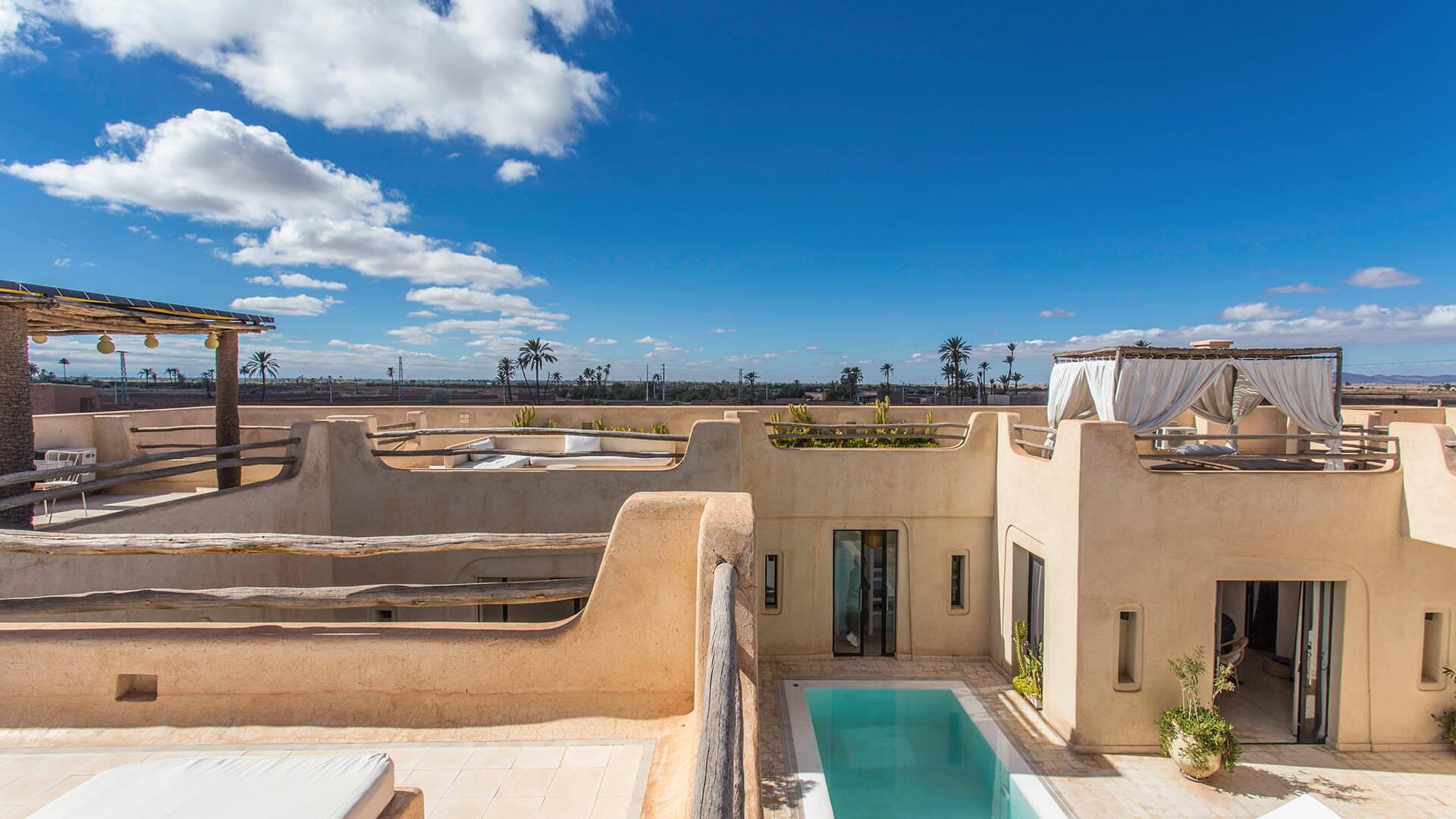 Villa Dar Rocka, Rental in Marrakech