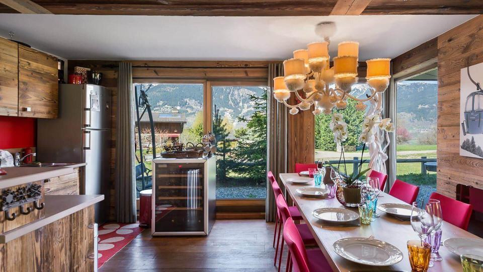 Villa Appartement Colombe, Location à Alpes du Nord