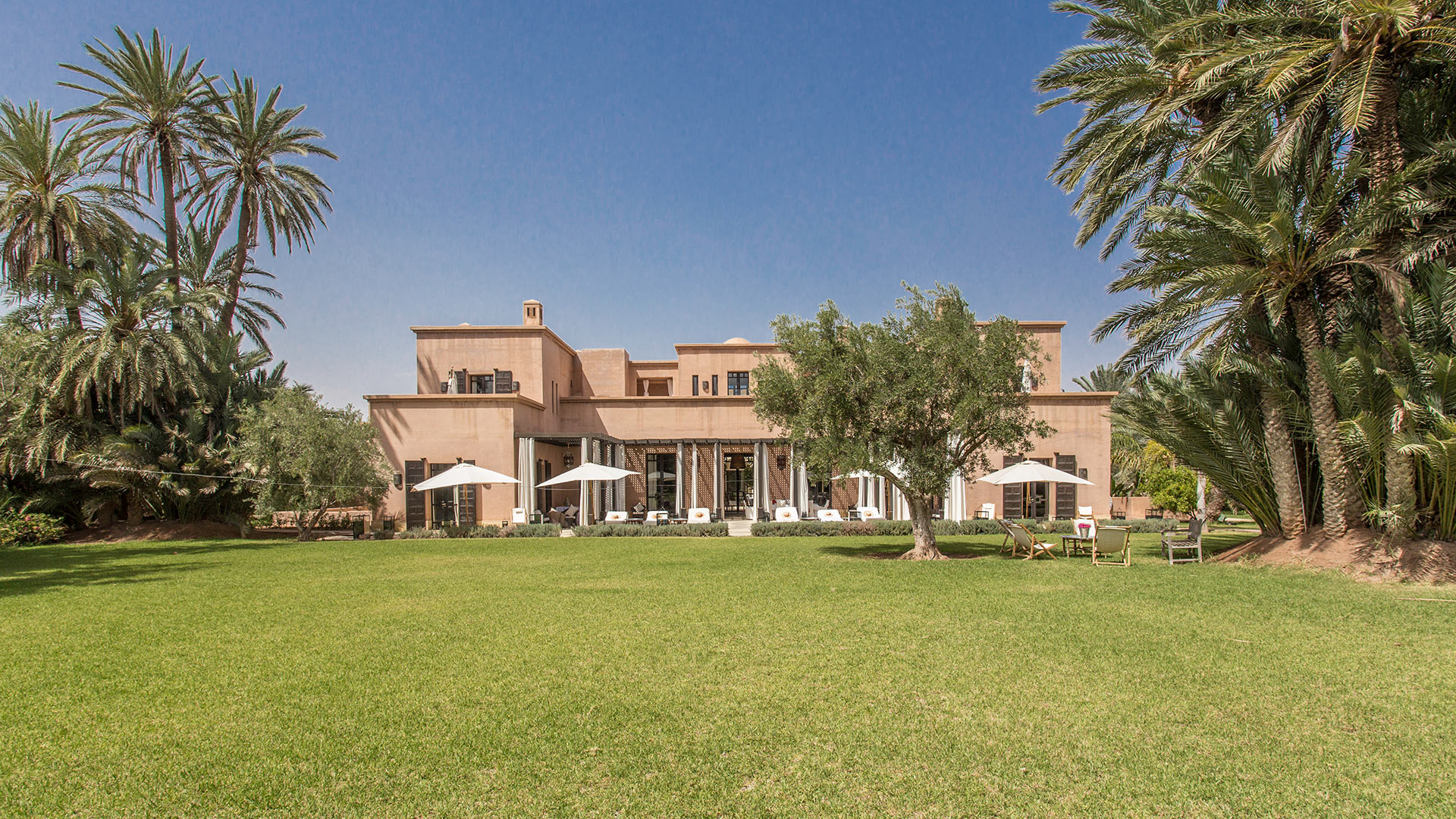 Villa El Jenna, Location à Marrakech