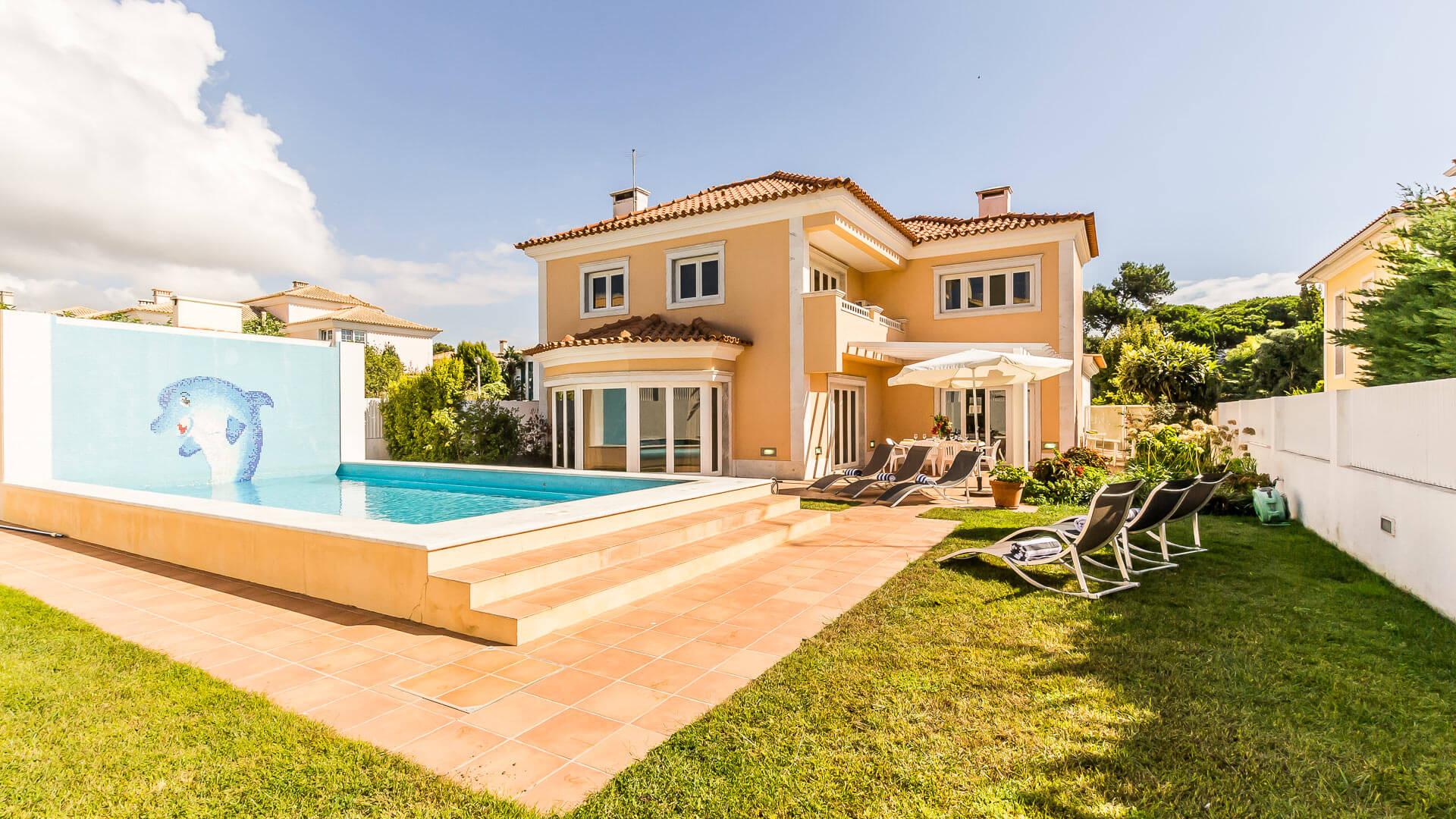 Villa Villa Olva, Rental in Cascais