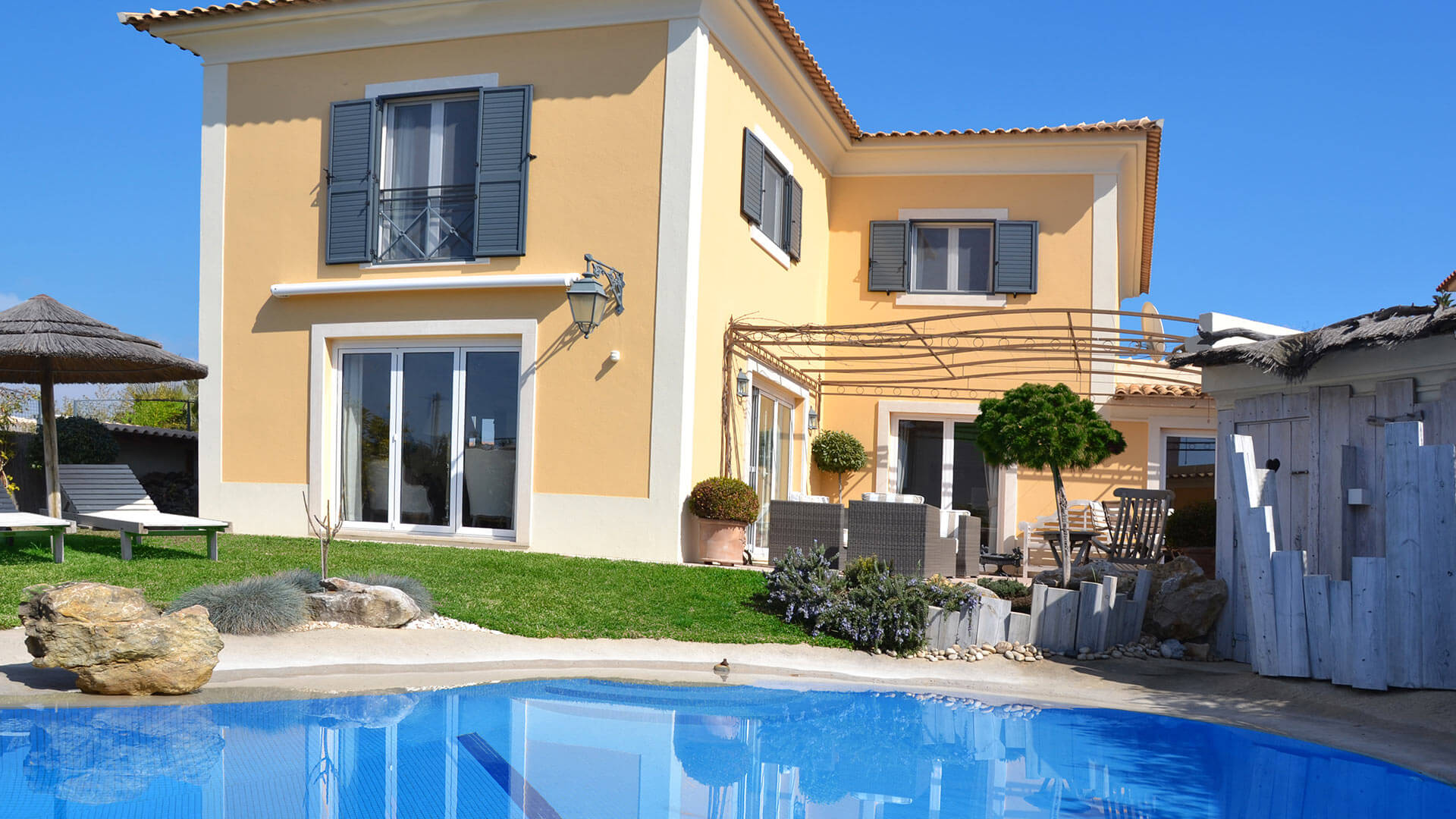 Villa Villa Marnela, Location à Cascais
