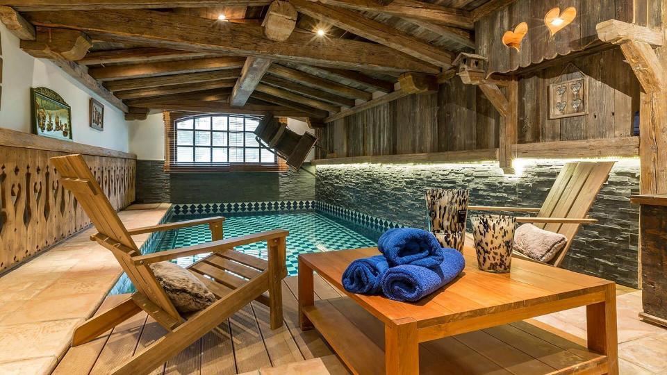 Villa Chalet Yonko, Location à Alpes du Nord