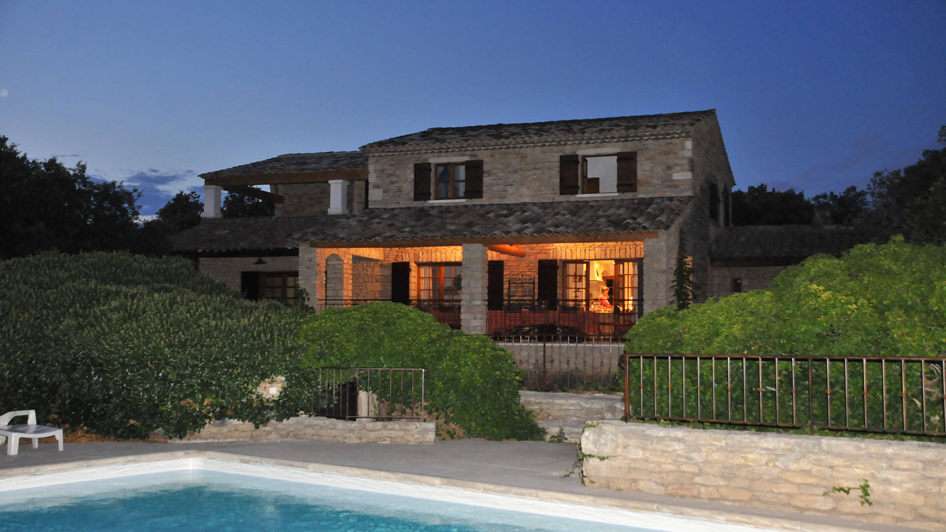 Villa Villa Simillia, Rental in Provence