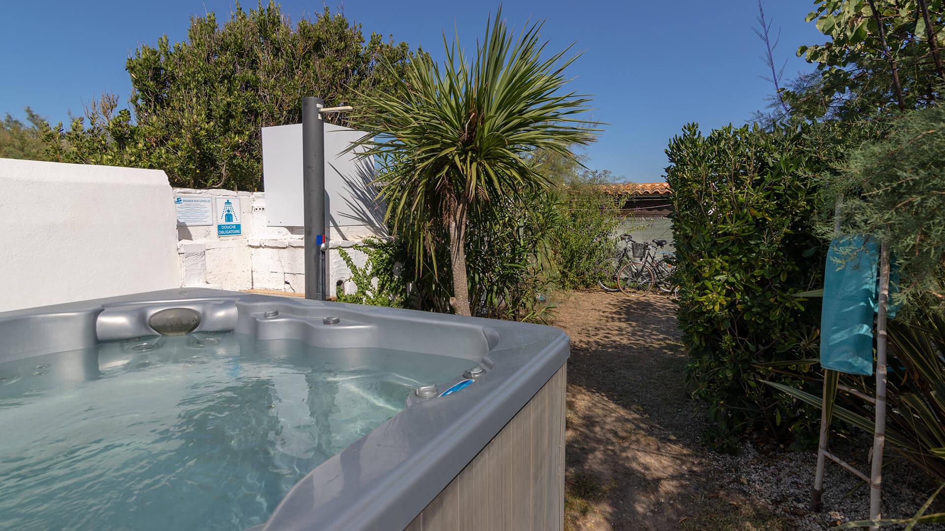 Villa L'Atelier Onyx, Location à Île de Ré