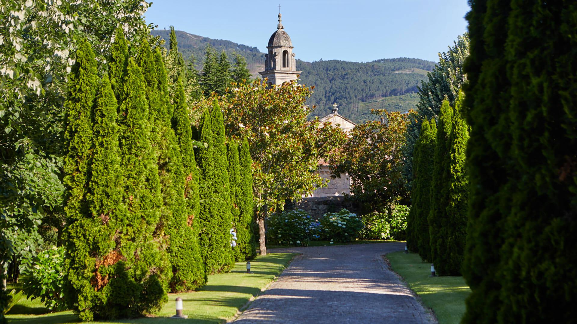 Villa Villa Lussia, Location à Galice