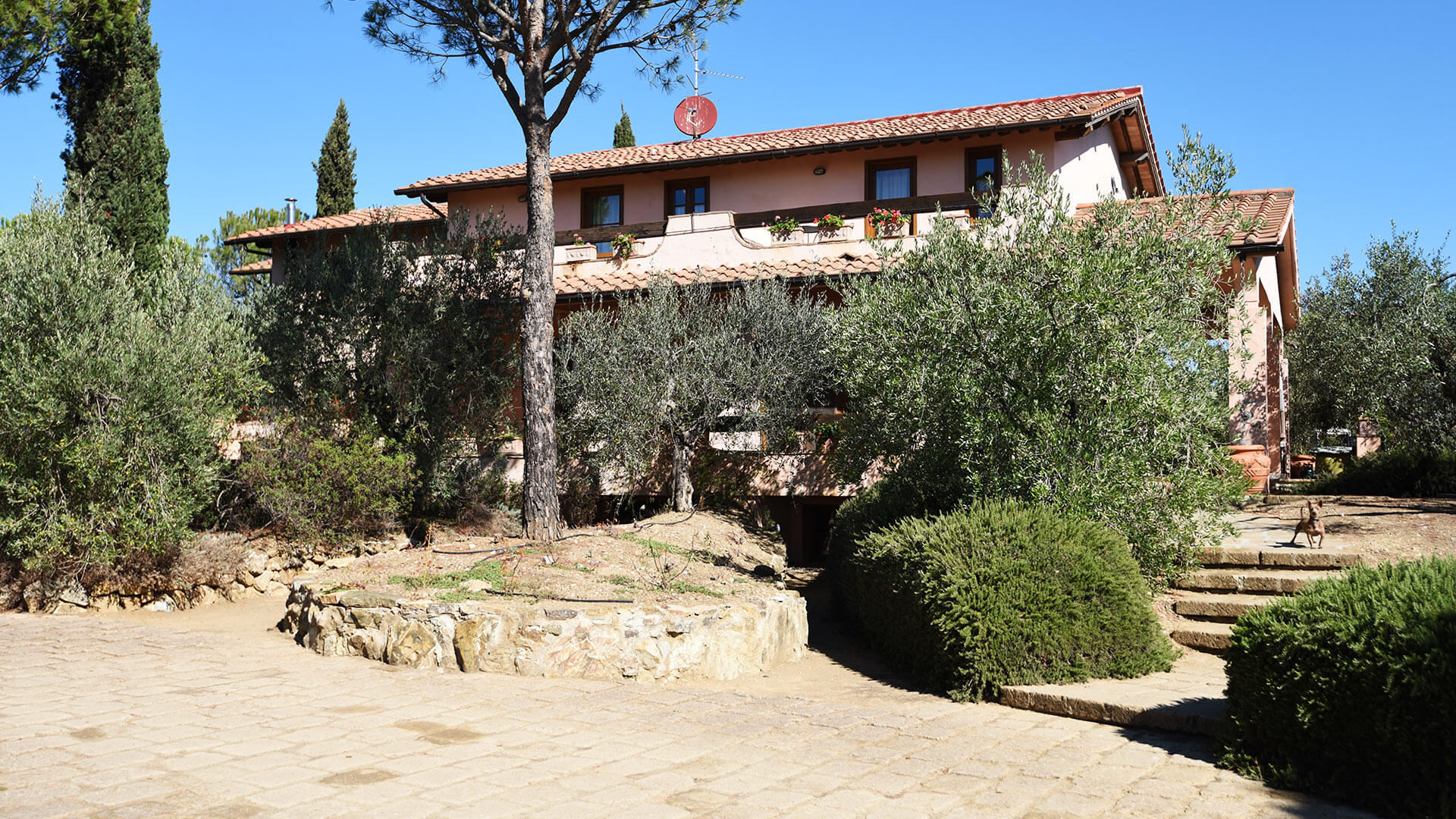Villa Villa Valania, Location à Toscane