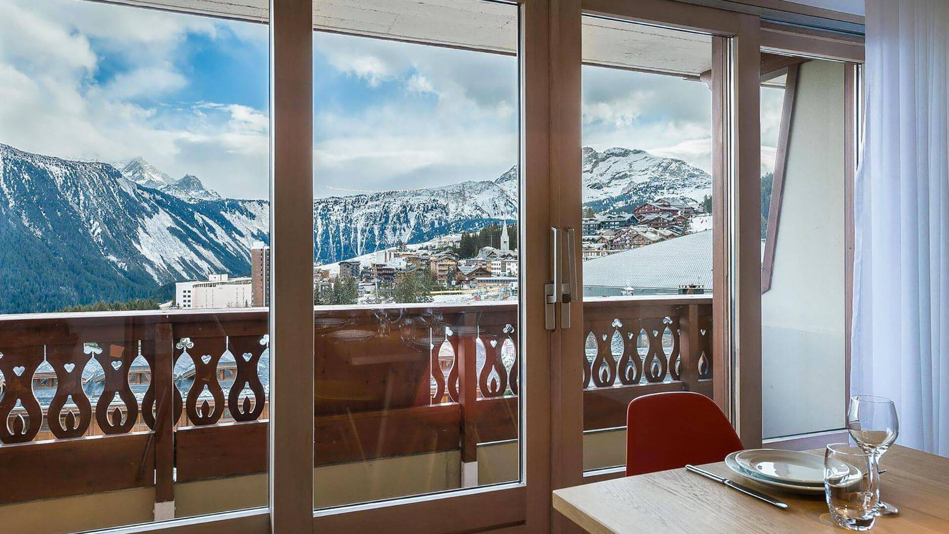 Villa Appartement Sunshine, Location à Alpes du Nord