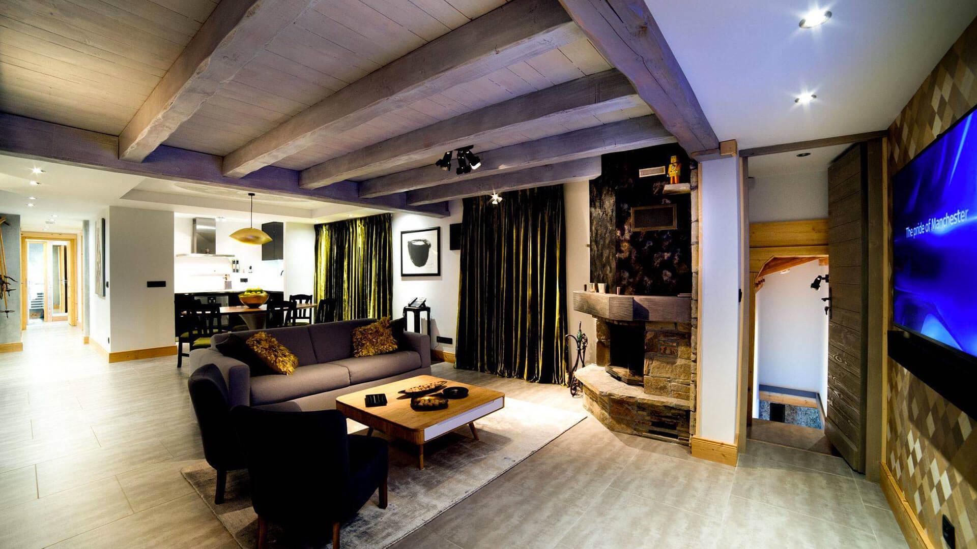 Villa Appartement Silia, Location à Alpes du Nord