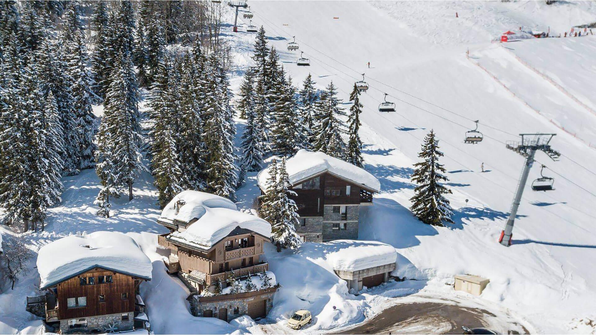 Villa Chalet Cerfo, Rental in Northern Alps