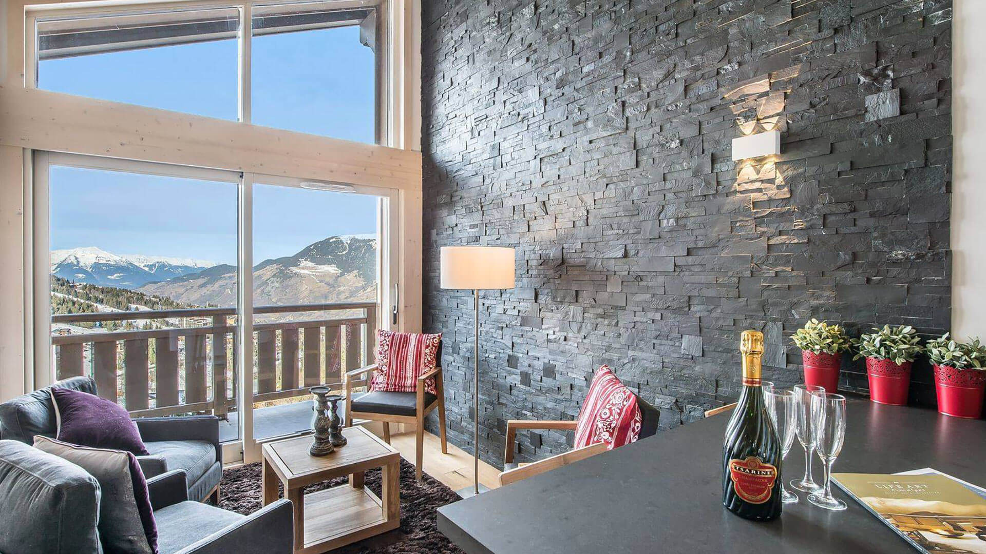 Villa Appartement Lodi, Location à Alpes du Nord