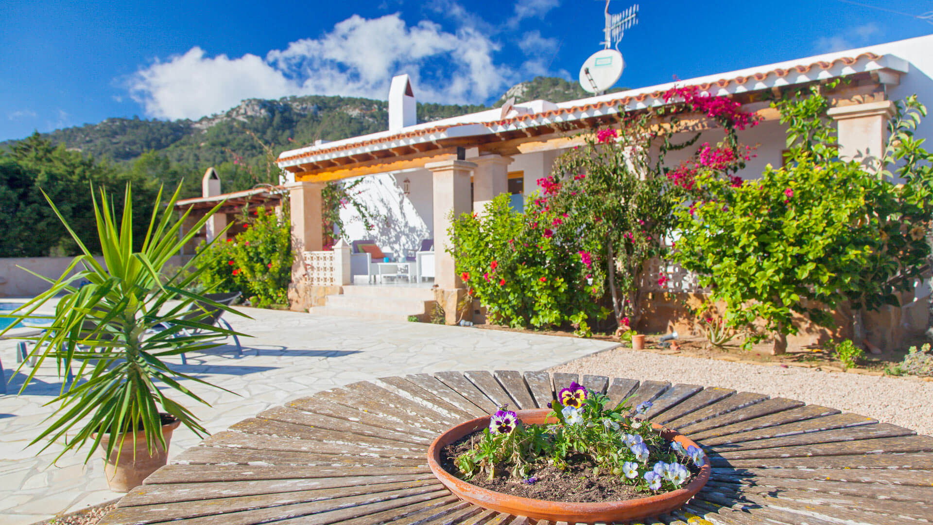 Villa Villa 310, Rental in Ibiza