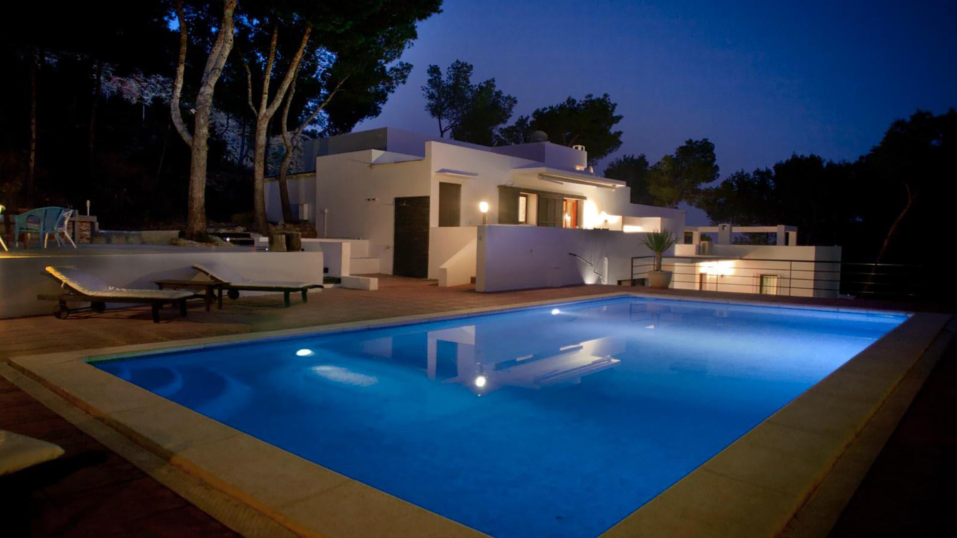 Villa Villa 335, Rental in Ibiza