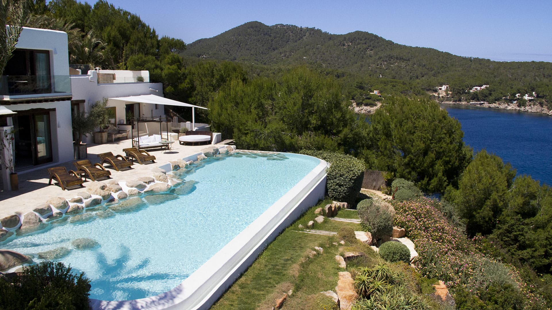 Villa Villa 856, Location à Ibiza