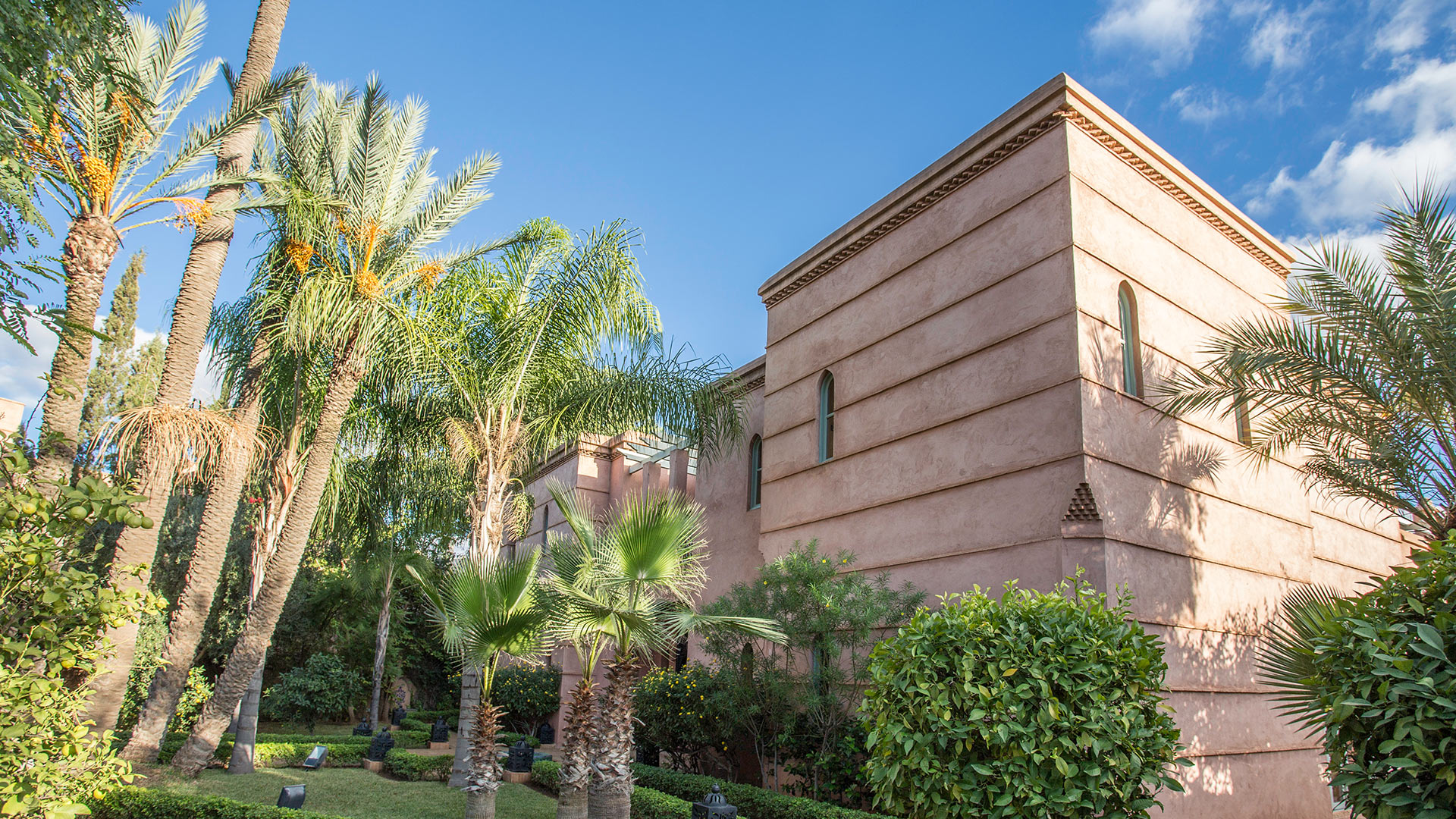 Villa Dar Zarra, Rental in Marrakech