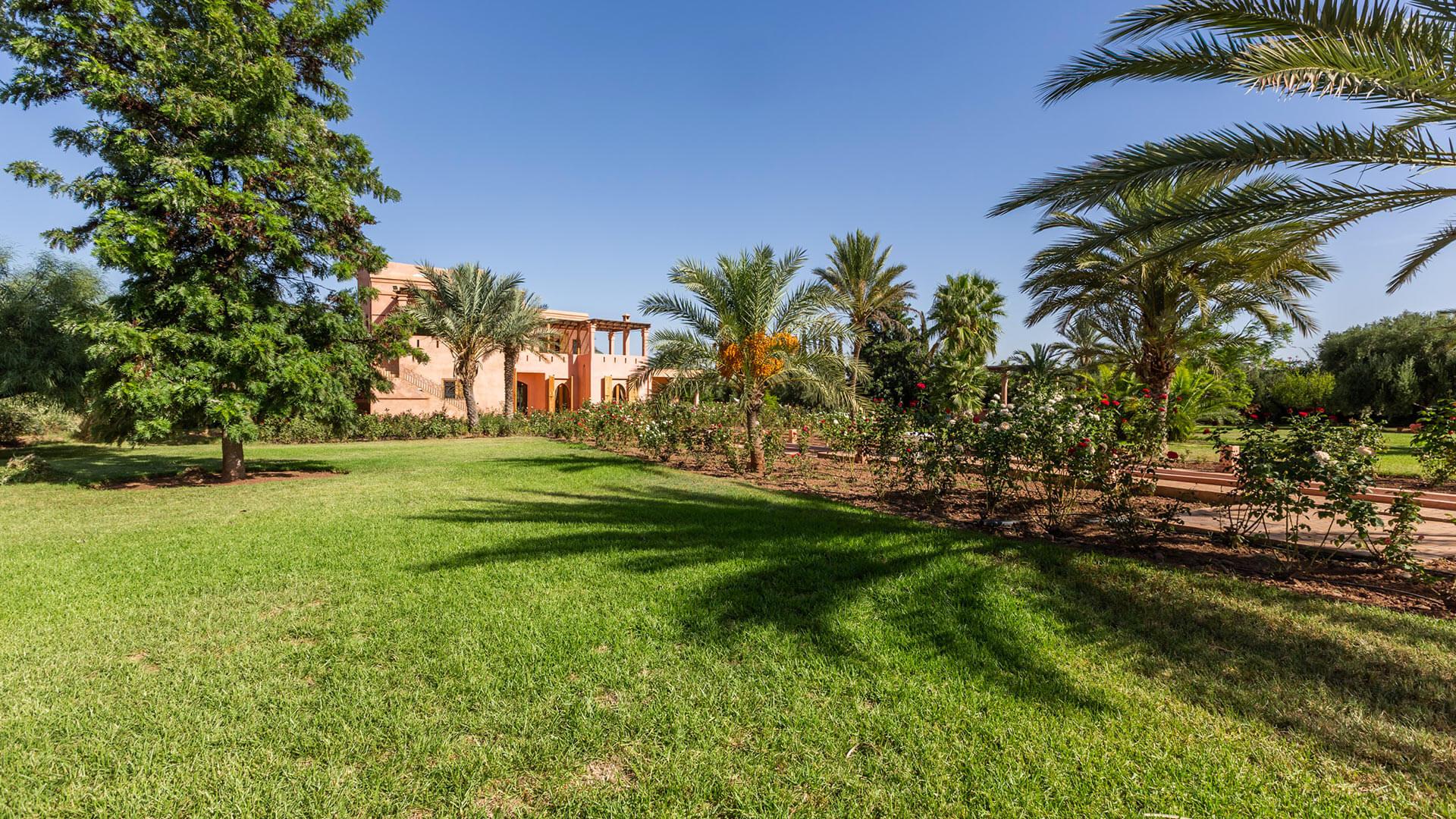 Villa La Villa Des Mille Et Une Roses, Rental in Marrakech