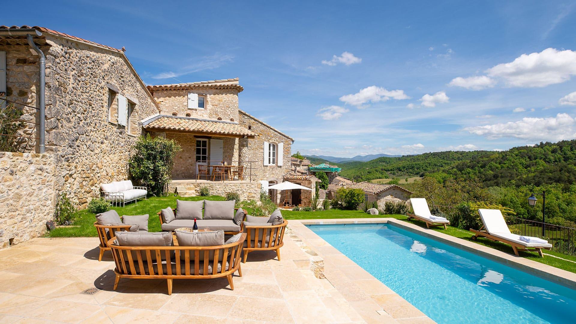 Villa Villa Minaya, Rental in Provence
