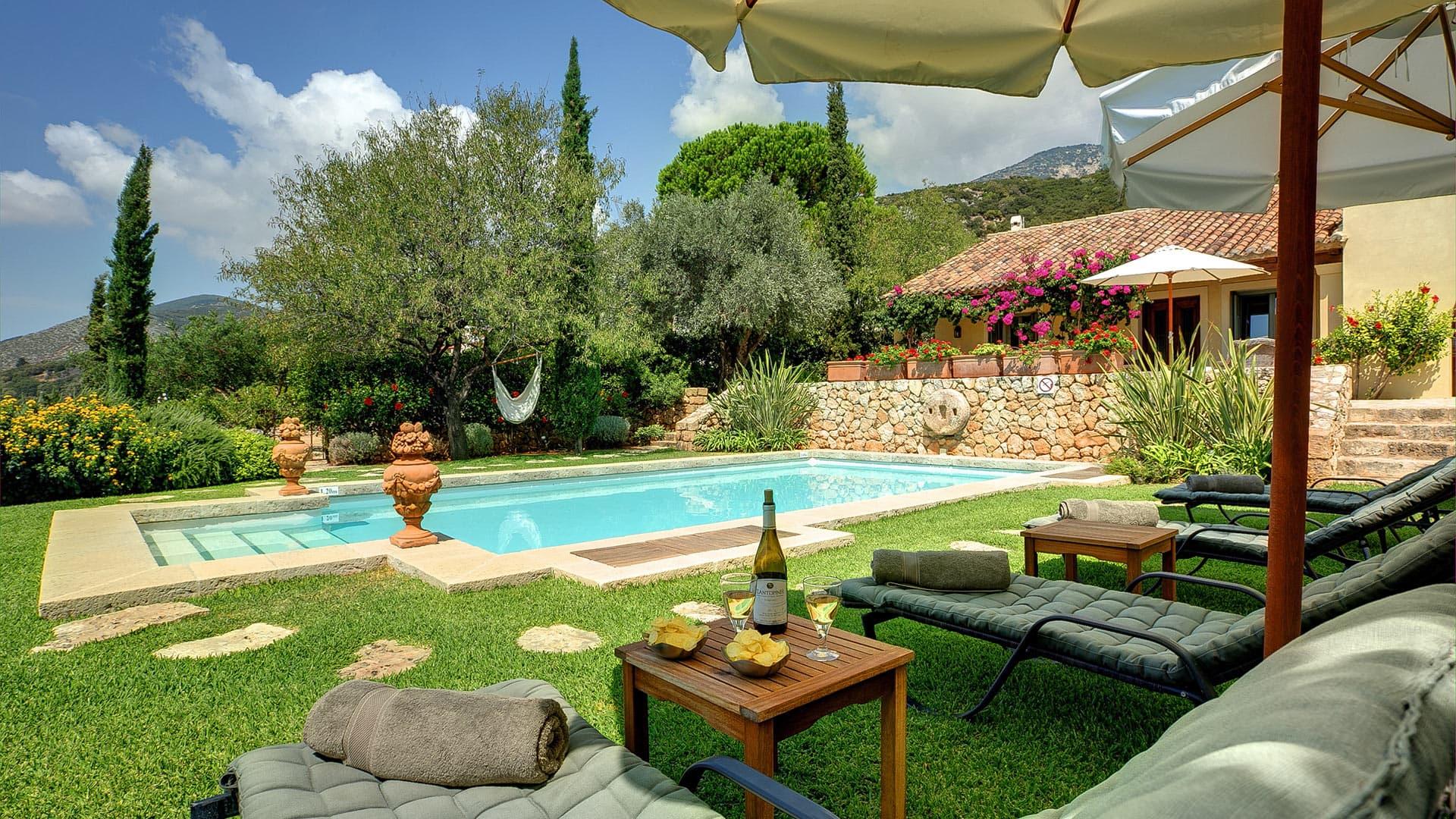 Villa Villa Greeka, Location à Mer Ionienne