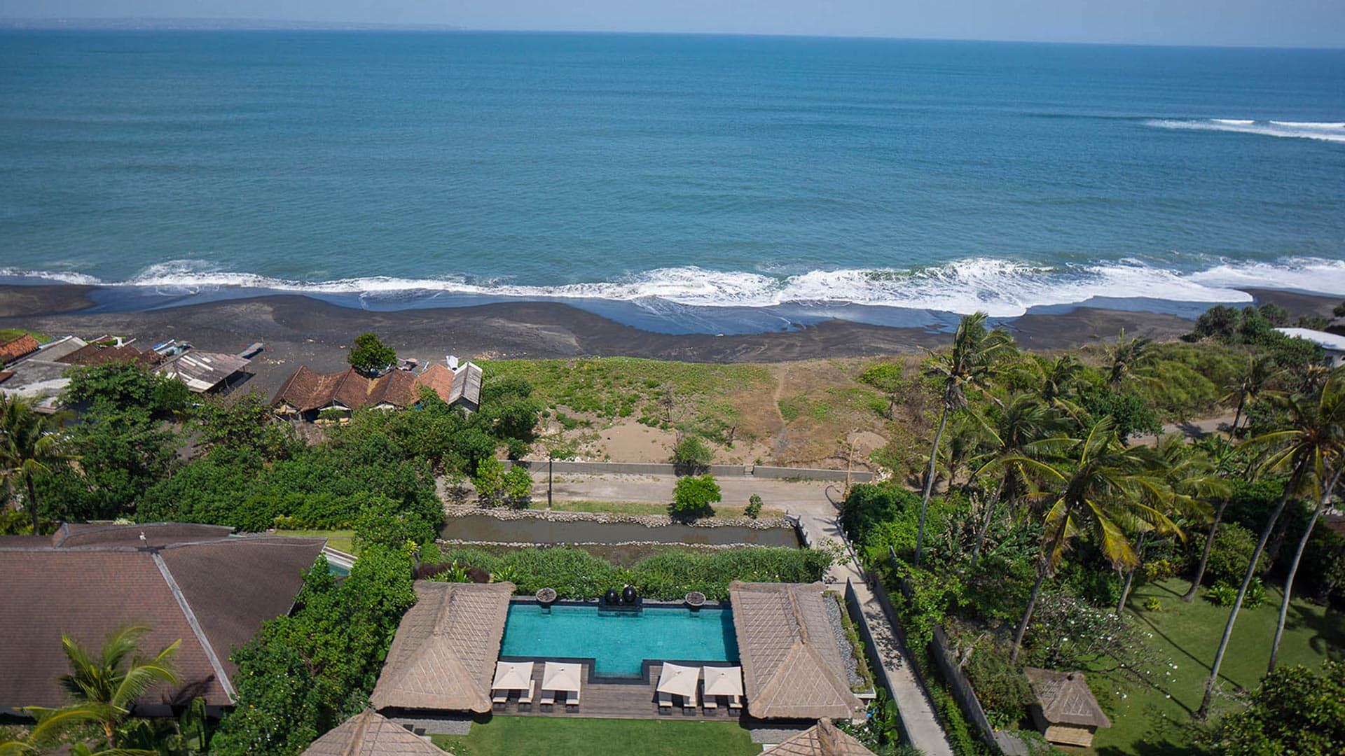 Villa Villa Seseh Beach I, Location à Bali