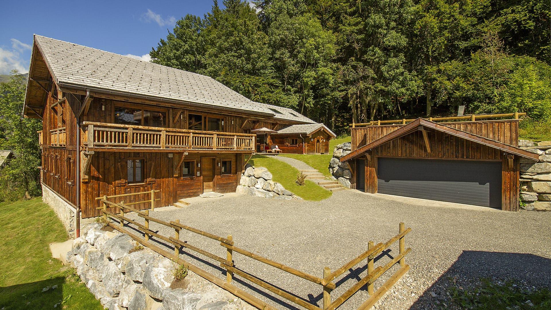 Villa Chalet Gryffon, Location à Alpes du Nord