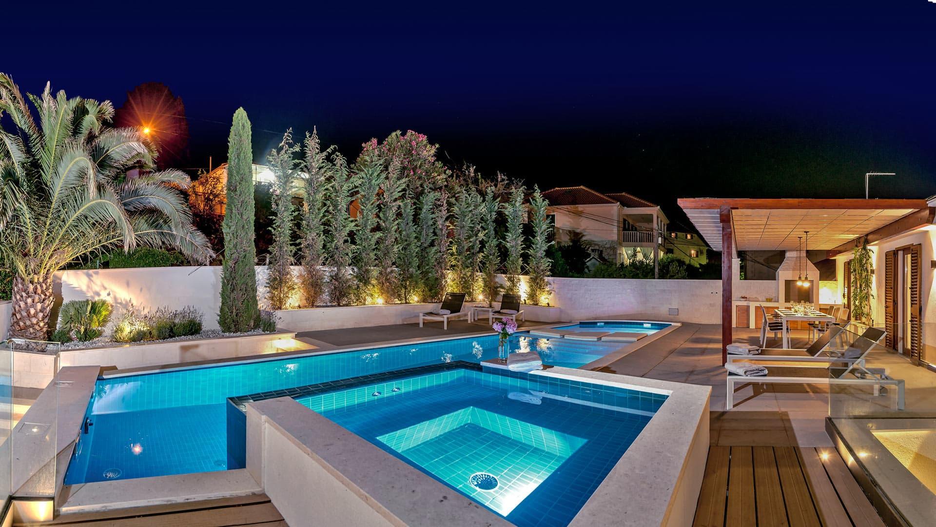 Villa Villa Nomaka, Location à Dalmatie