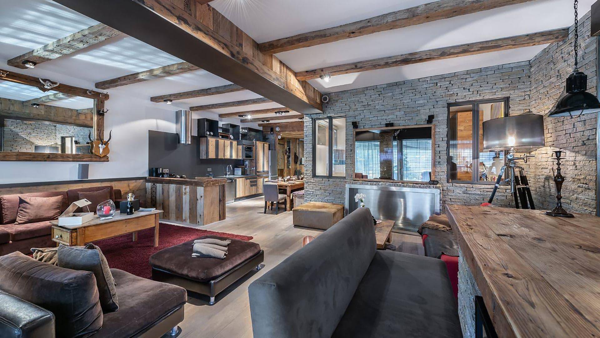 Villa Appartement Flocon, Location à Alpes du Nord