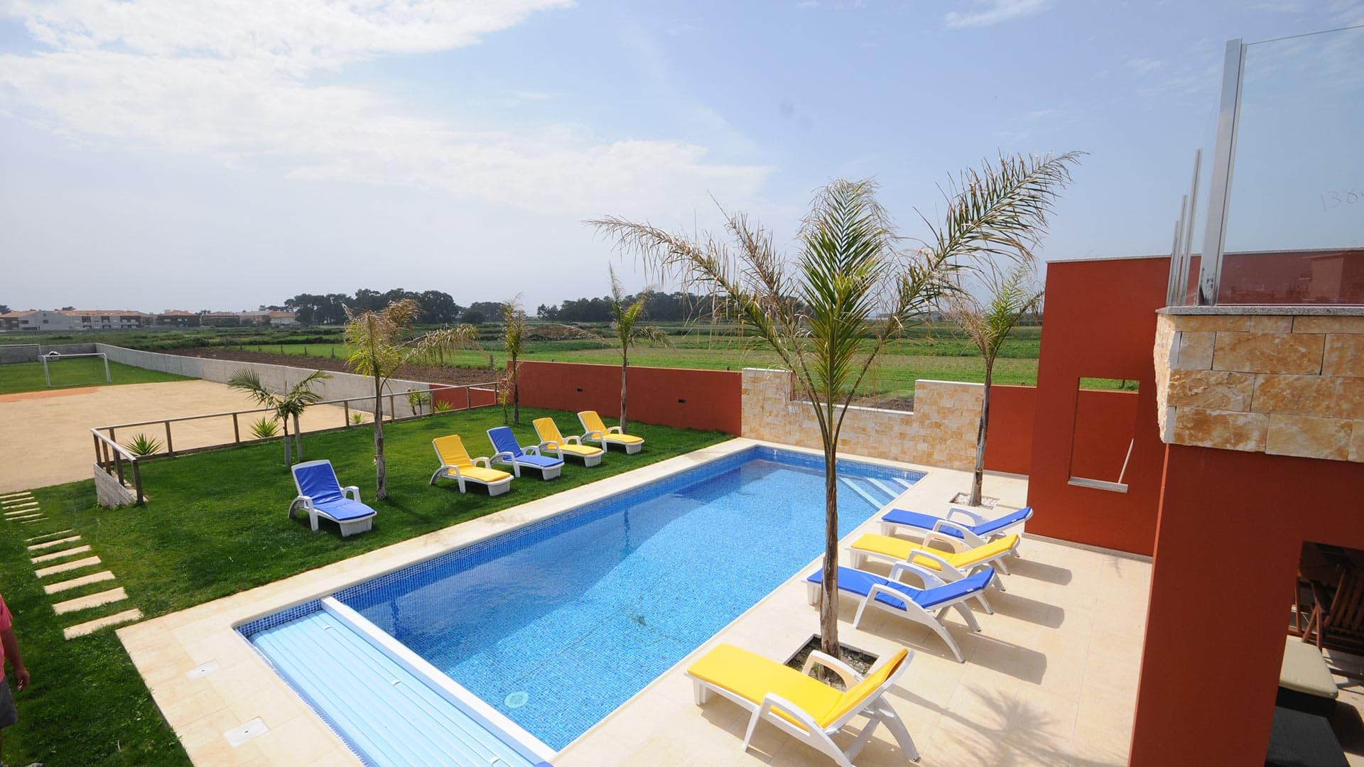 Villa Villa Clarita, Location à Porto et le Nord